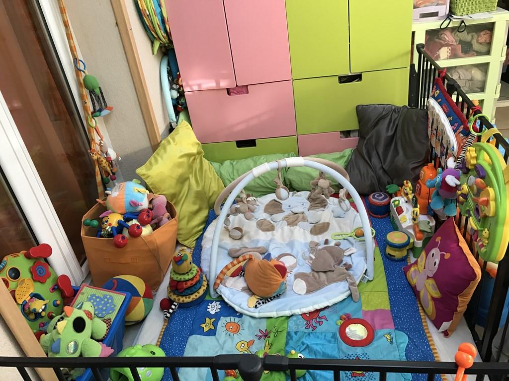 miramas lieu d 39 accueil en photos assistante maternelle agr e. Black Bedroom Furniture Sets. Home Design Ideas